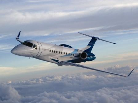 EMBRAER: PLATINUM CORPORATION ORDINA UN LEGACY 600