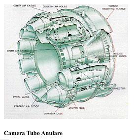 Camera tubo anulare