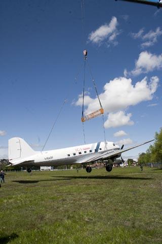 Volandia DC-3