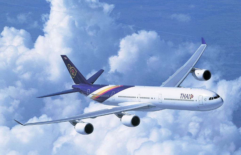 THAI AIRWAYS: CRESCONO GLI INVESTIMENTI PER L'ITALIA