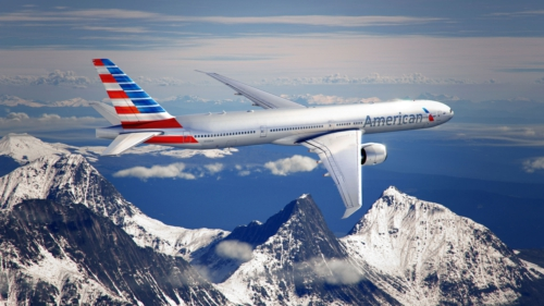 AL VIA IL NUOVO LOOK DI AMERICAN AIRLINES