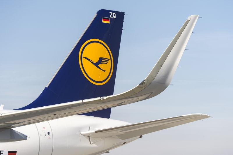 LUFTHANSA RICEVE IL SUO PRIMO AIRBUS A320 DOTATO DI SHARKLETS