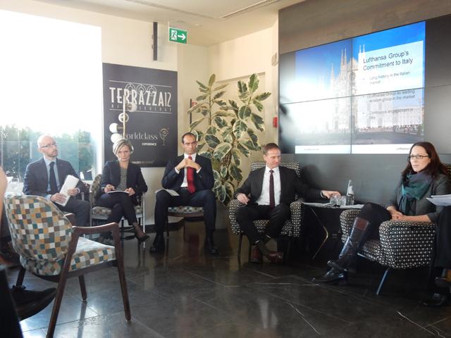LUFTHANSA GROUP: ITALIA MERCATO STRATEGICO PER IL BUSINESS DEL GRUPPO