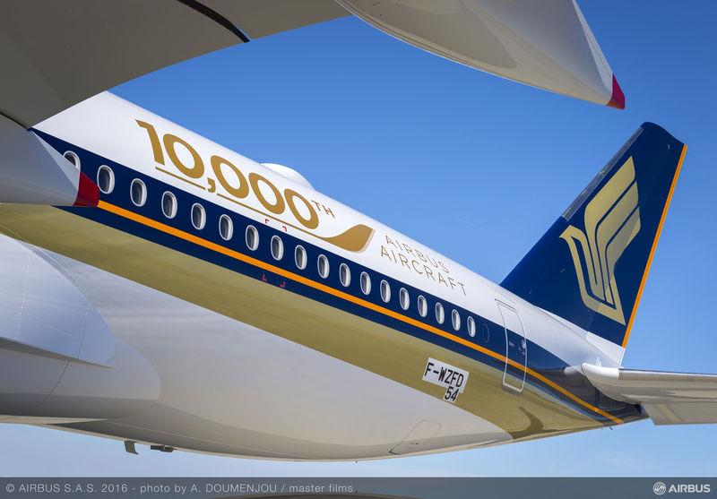 Airbus 10000