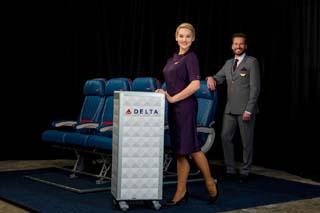 Delta Air Lines - Uniformi