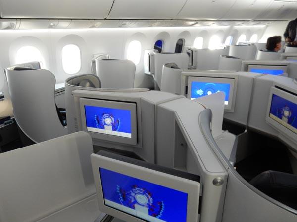 AIR FRANCE-KLM TORNA A MALPENSA. PER LA PRIMA VOLTA IN ITALIA IL 787-9 DREAMLINER DI AIR FRANCE