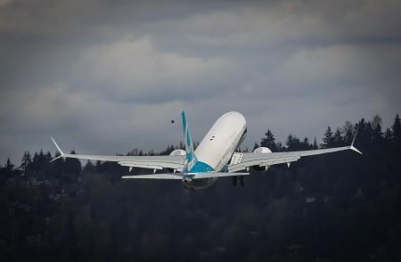 BOEING COMPLETA IL PRIMO VOLO DEL 737 MAX 9