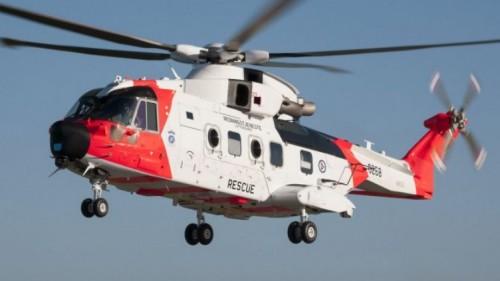 AW101 AgustaWestland - Leonardo
