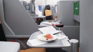 Alitalia Best Airline Cuisine 2017