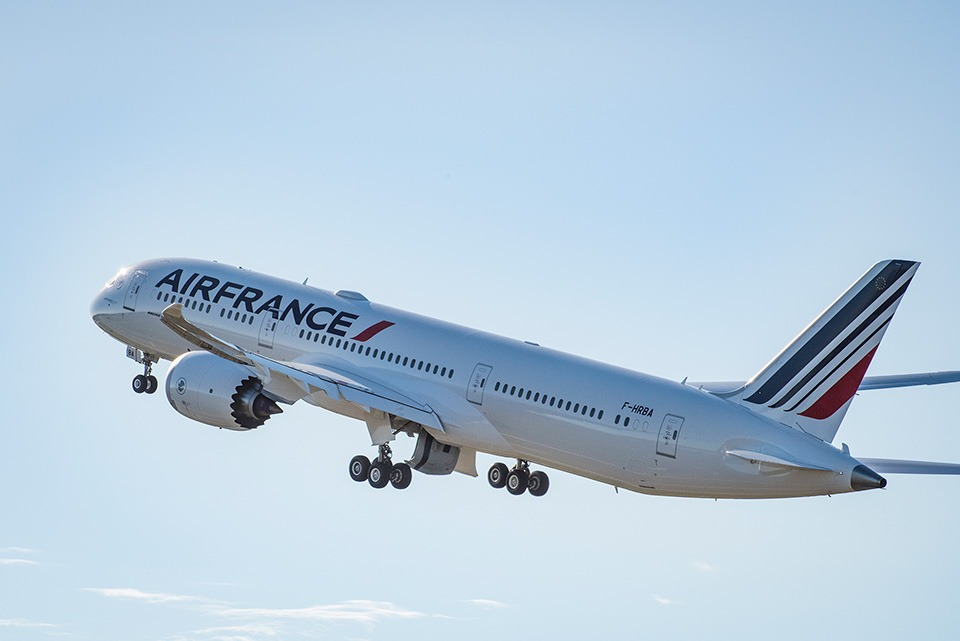 B787 Dreamliner Air France