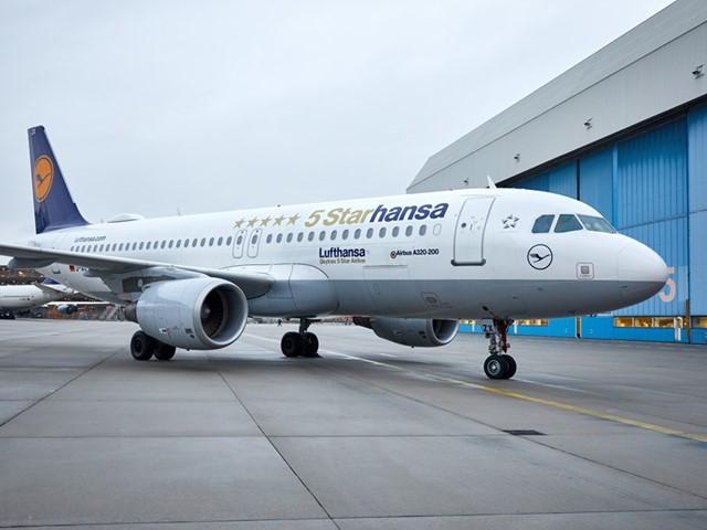LH A320 Five-Star