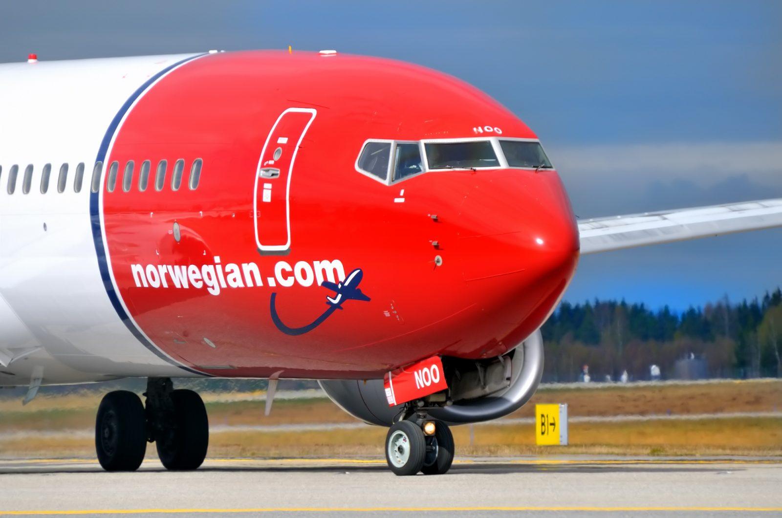 Norwegian B737