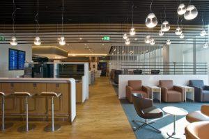 2 Lufthansa Lounge Malpensa