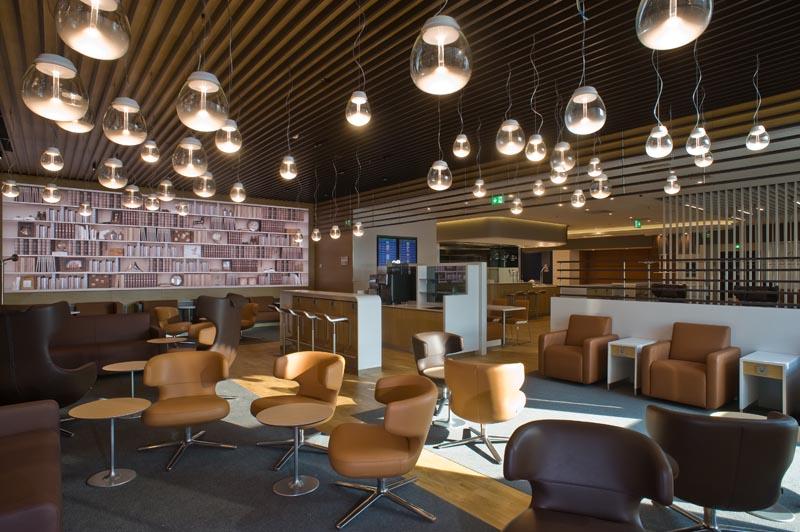 3 Lufthansa Lounge Malpensa