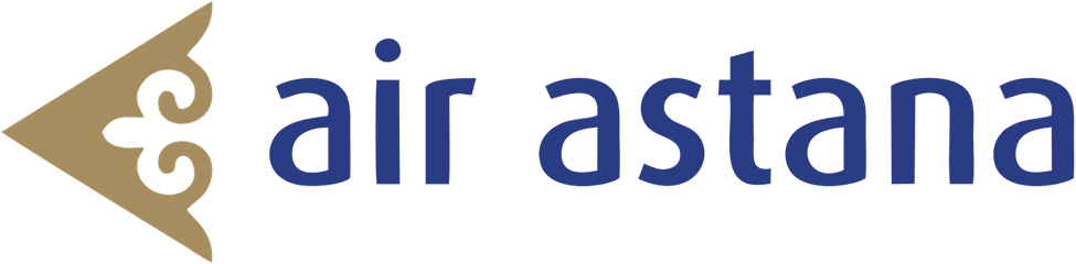 Air Astana logo big new