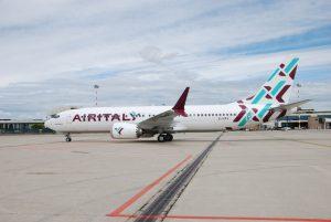 737 MAX Air Italy 1