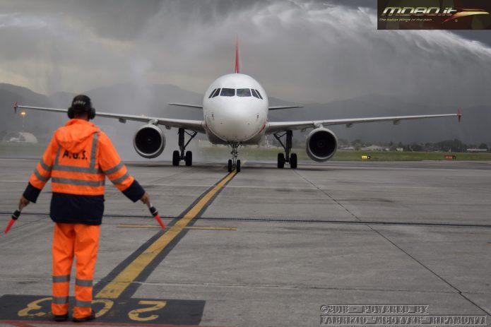 Inaugurazione Bergamo - Alessandria d'Egitto by Air Arabia - 04.05.2018