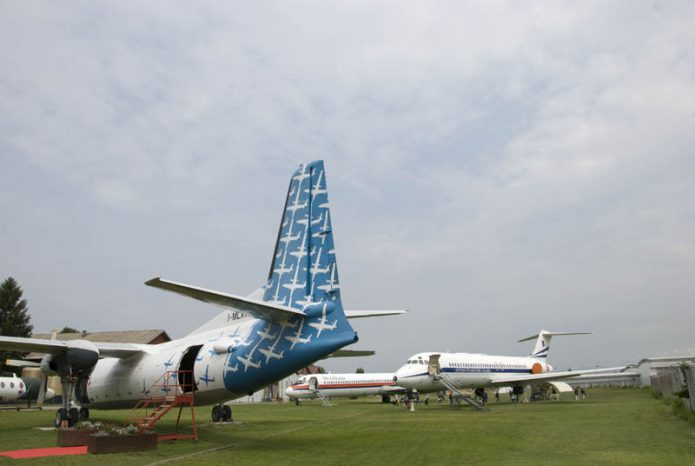 Volandia Fokker 3