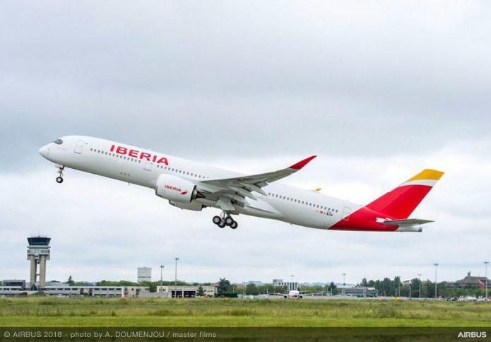 A350 900 Iberia