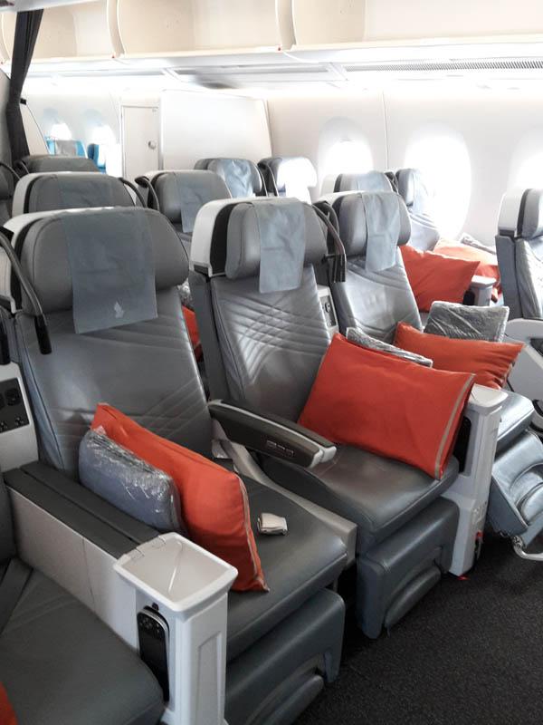 A350 900 Singapore 1