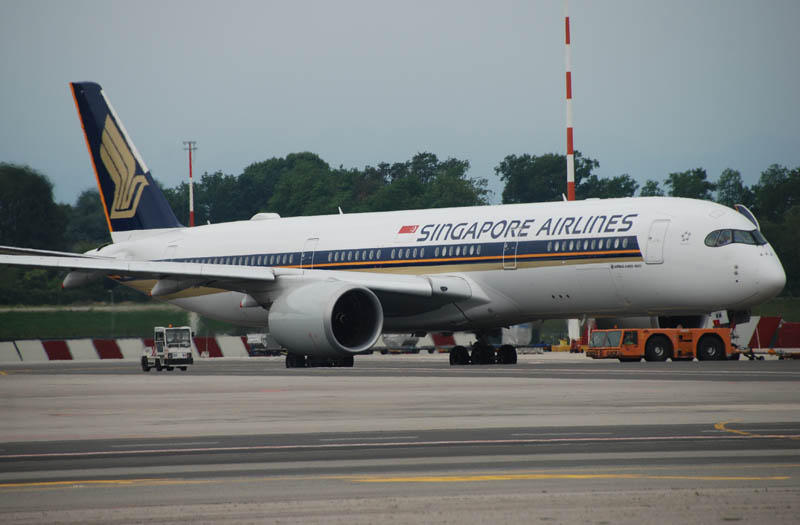 A350 900 Singapore 3