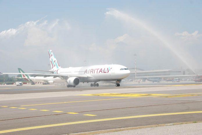 Air Italy MXP JFK 2