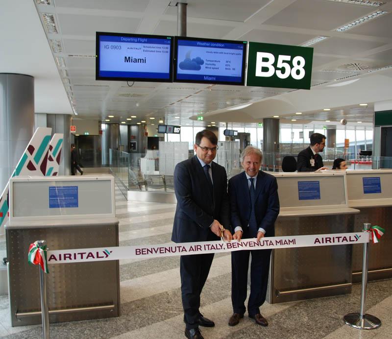 Air Italy MXP MIA 1