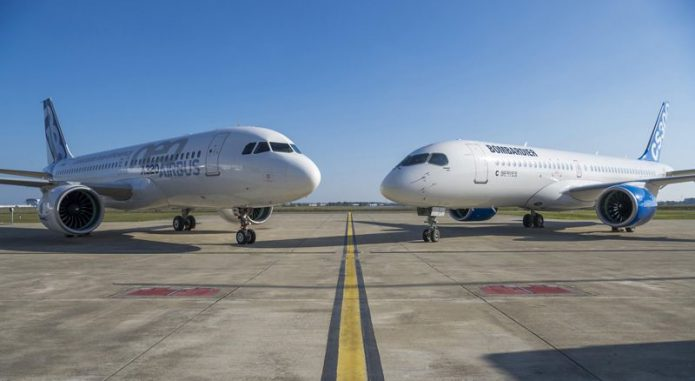 Airbus and Bombardier