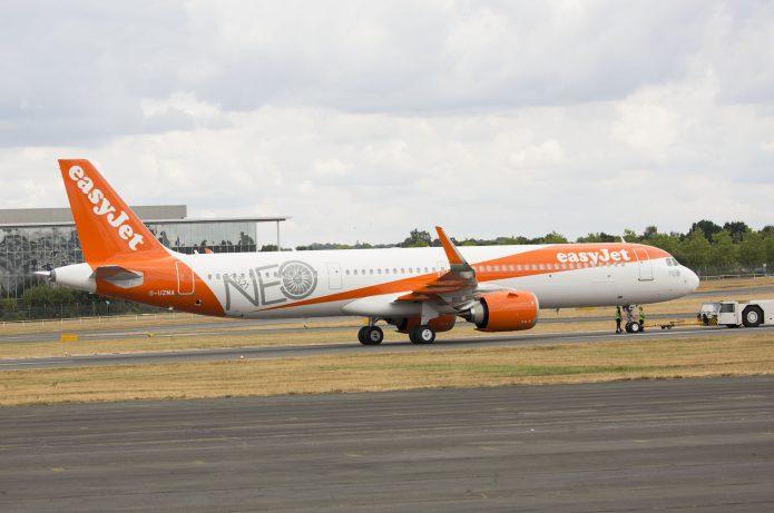 A321neo easyJet