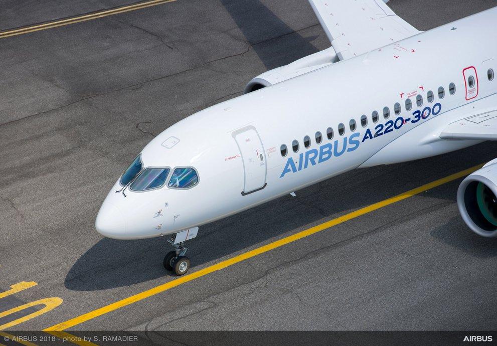 Airbus A220 300 2