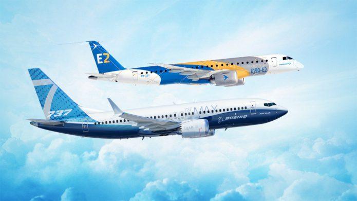Boeing Embraer