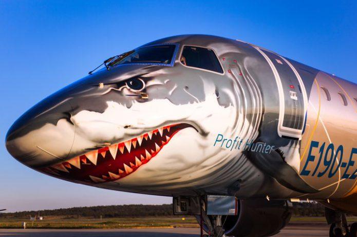 E2 190 Shark