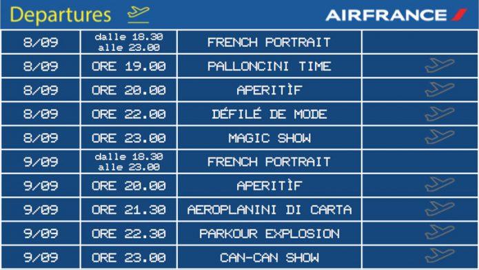 Air France Experience Catania