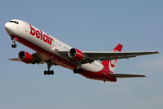 Belair Airlines - foto di repertorio