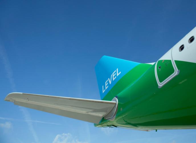 LEVEL - credits: flylevel.com