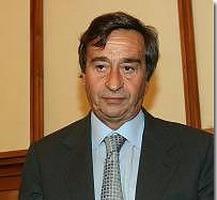 Vito Riggio in una foto d'archivio