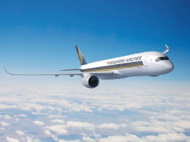 A350 900 SIA