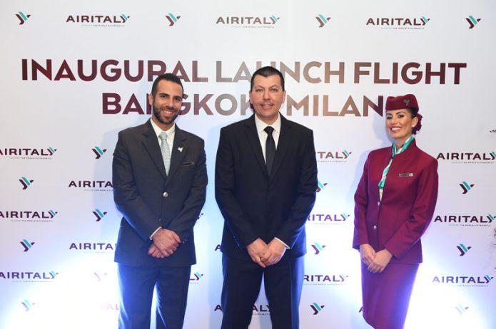 Air Italy Gala Dinner Bangkok Rossen Dimitrov