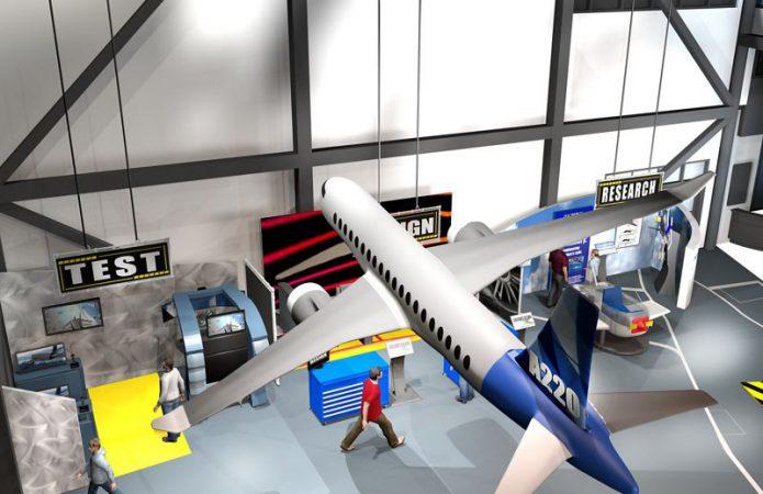 Flight Works Alabama instructional facility