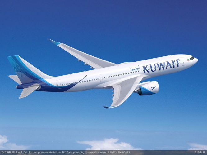 A330 800 KUWAIT AIRWAYS