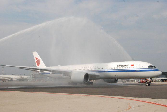 A350 900 Air China MXP 4