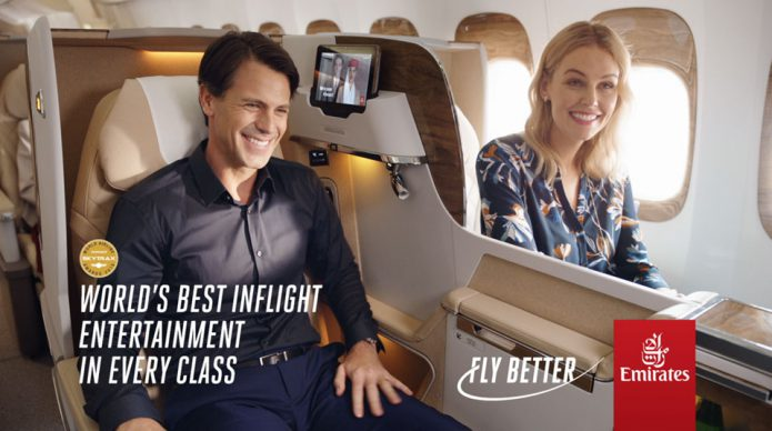 Fly Better Emirates