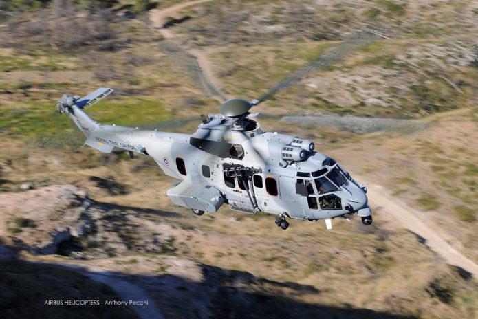 H225M ThaiAirForce
