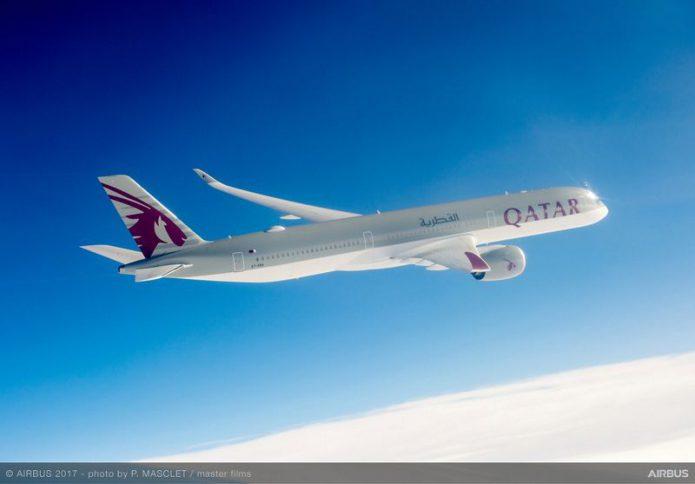 Qatar Airways A350 1000 launch operator 2