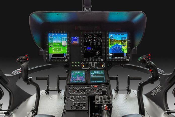 h145 PR cockpit