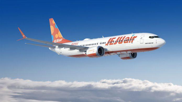 737 MAX Jeju Air