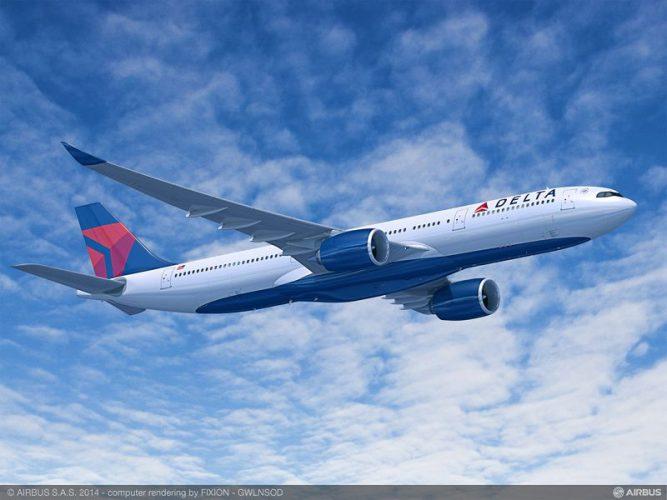 A330 900 Delta Air Lines