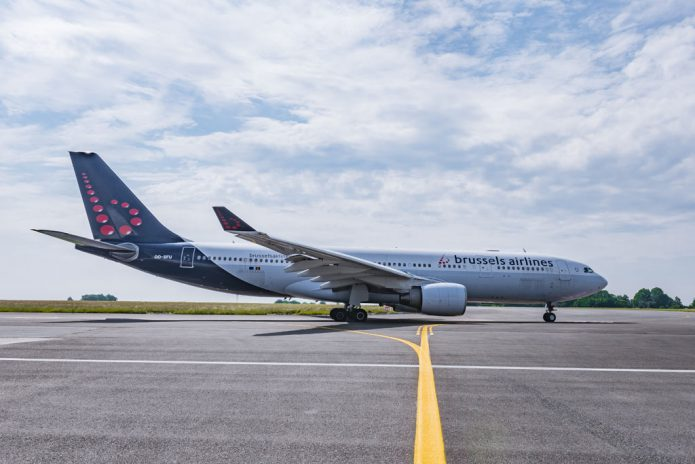 A330 Brussels Airlines