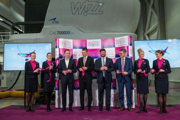 Inaugurazione Wizz Air Training Center 2