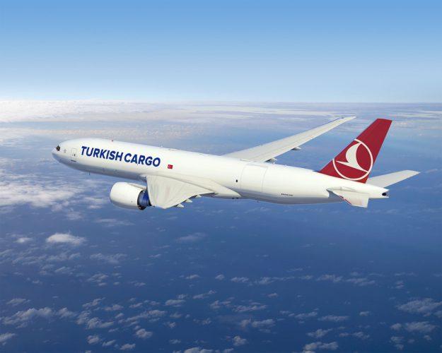 Turkish Airlines 777F